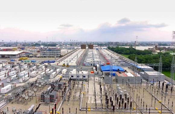 APR Energy builds new power plant with DEIF generator controllers